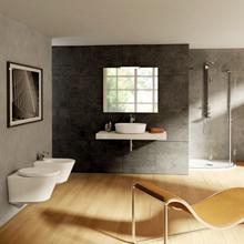 коллекция керамики для ванной TONIC