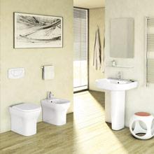 коллекция керамики для ванной ACTIVE