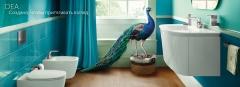коллекция керамики для ванной DEA