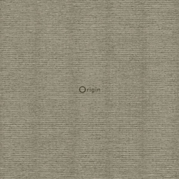 347378 surface printed eco texture non woven wallpaper linen light brown
