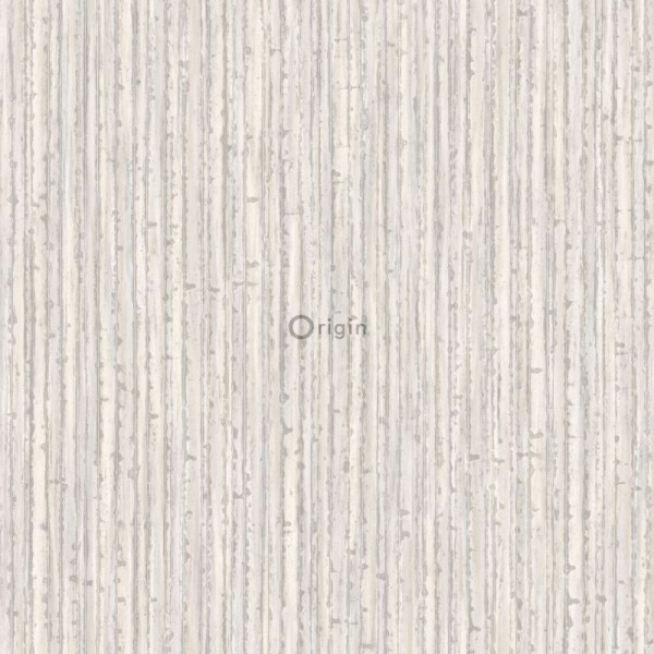 347400 silk printed eco texture non-woven wallpaper bamboo sand beige