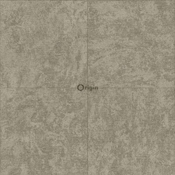 347410 silk printed eco texture non-woven wallpaper stone light brown