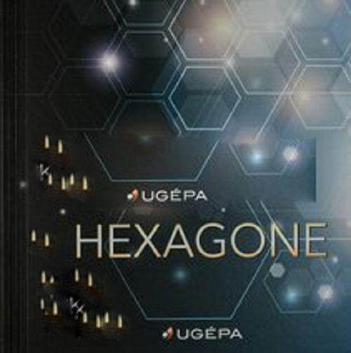 коллекция Hexagone от Ugepa