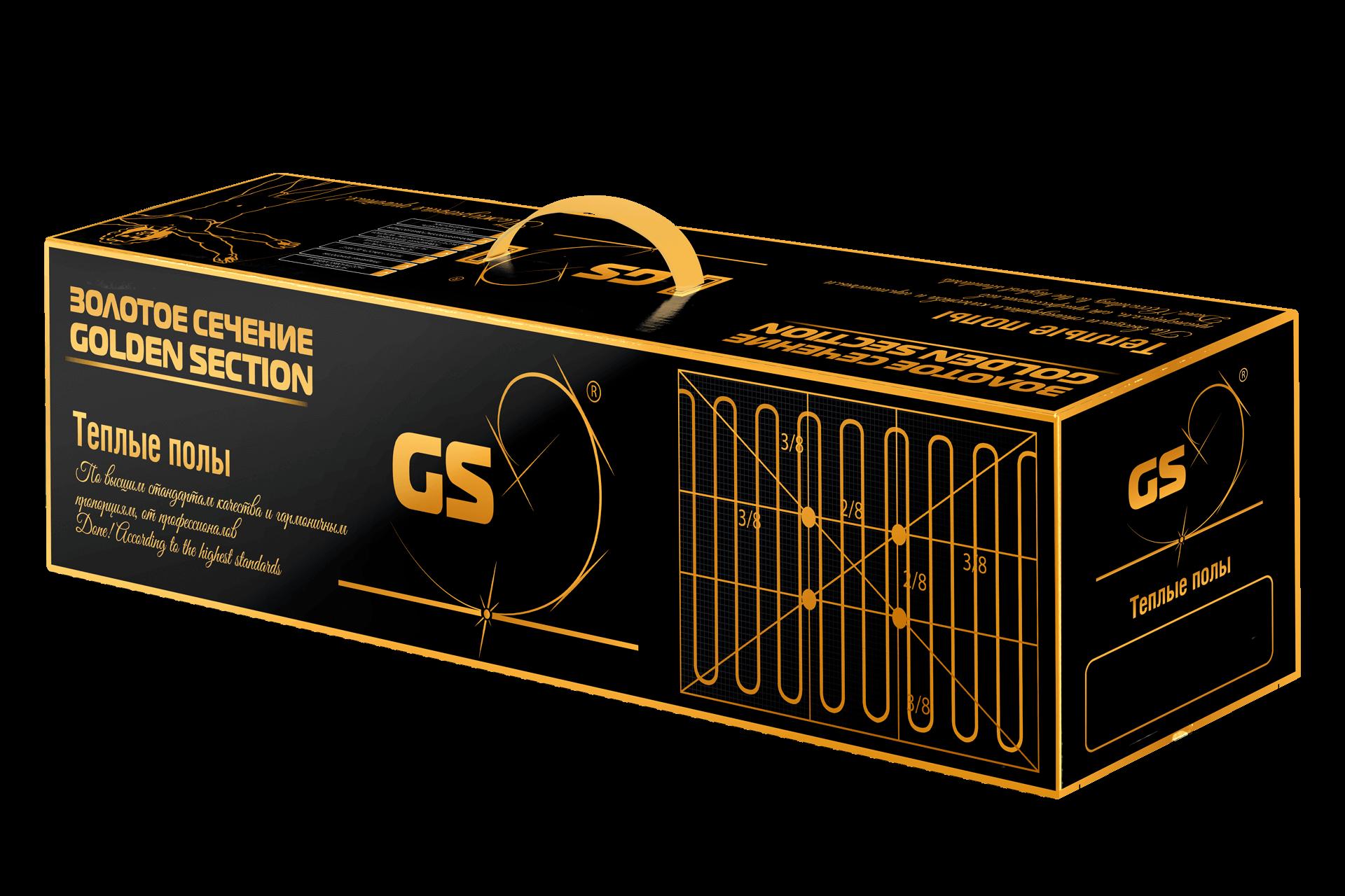 теплые полы GS Золотое Сечение
