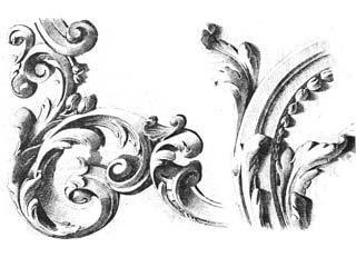 Декоративная лепнина