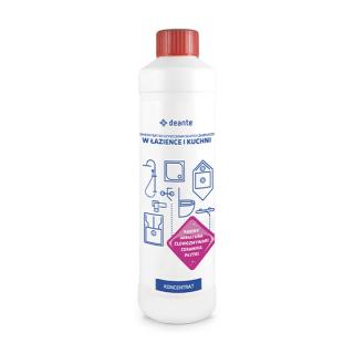 Концентрат для удаления сильных загрязнений в ванной комнате