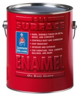 All Surface Enamel Satin Oil кварта (0,95л)