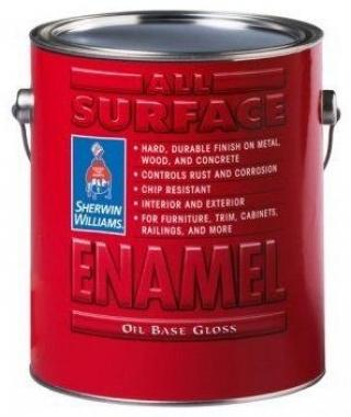 All Surface Enamel Satin Oil галлон (3,8л)
