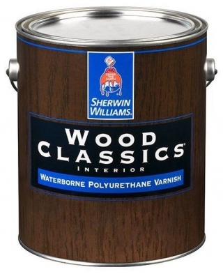 Wood Classic Waterborne Polyuretane Varnish Gloss 3,8л