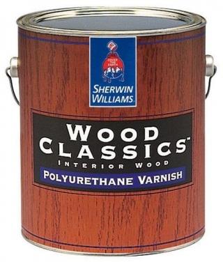 Wood Classic Polyuretane Varnish Gloss 3,8л