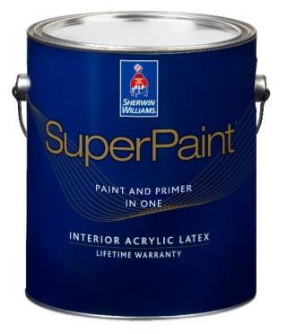Super Paint Flat галлон (3,8л)