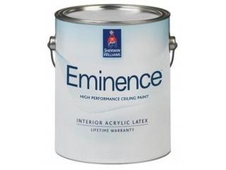 Eminence High Performance Ceiling Paint глубокий мат 3,8 л