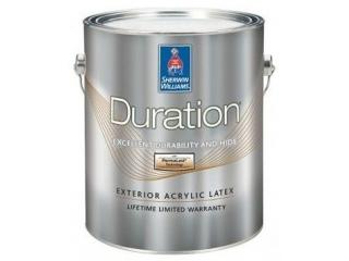 Duration Exterior Flat 3,8л