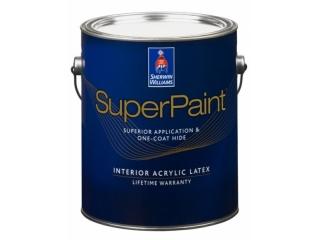 Super Paint Flat, кварта (0,95 л)
