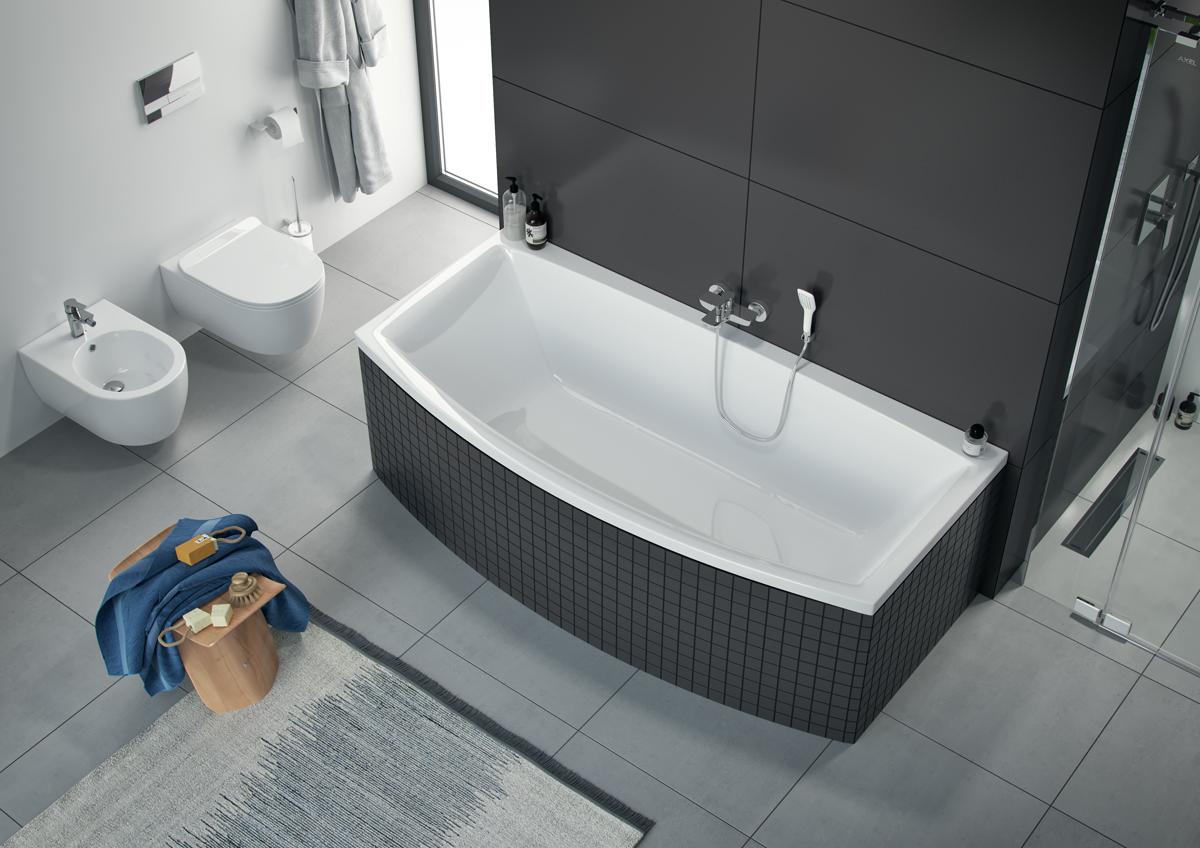 ванна EXCELLENT в интерьере