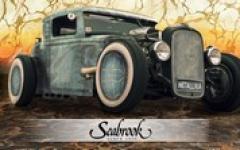 Новая коллекция обоев Seabrook Metallika